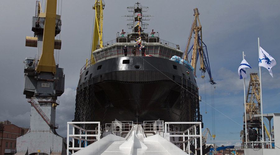1st since Soviet times: Russian anti-sub aviation flies to N. American shores via North Pole