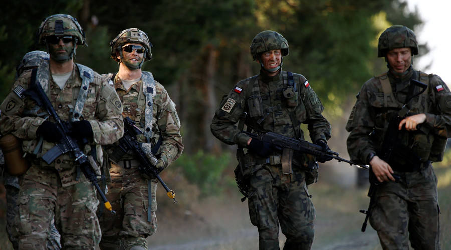 Road to nowhere: NATO increased military presence in Europe