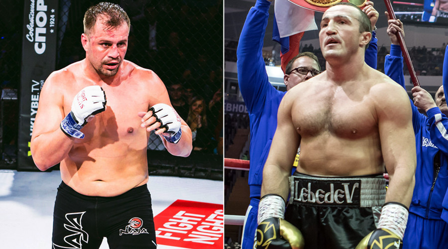 Russian world boxing champ Lebedev accepts callout from Brazilian MMA fighter