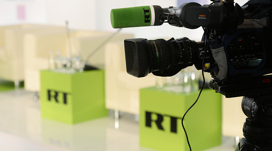 'Up to broadcast ban': Russian officials discuss tit-for-tat steps over pressure on RT in US