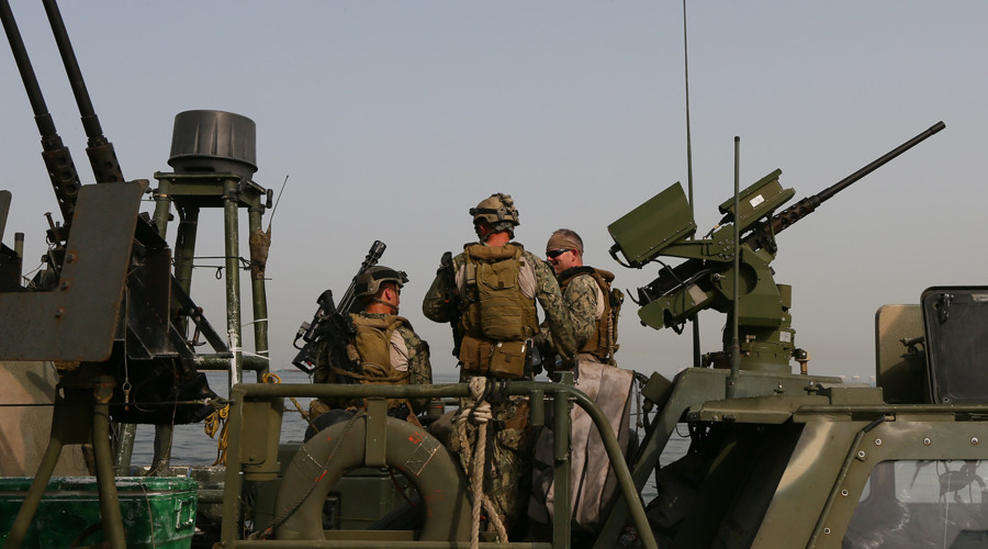 U.S. military halts exercises over Qatar crisis — APNewsBreak