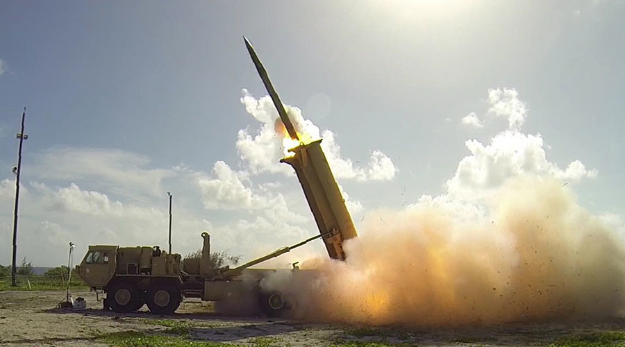 United States  to sell $15 bln THAAD missile defense to Saudi Arabia
