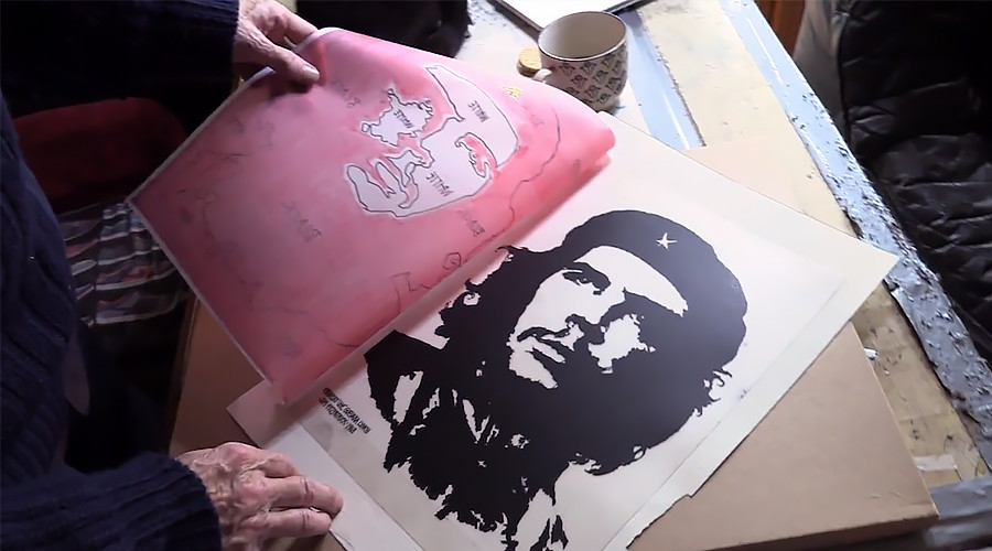 'Viva Che!' artist talks to RT about reclaiming his most famous work (VIDEOS)
