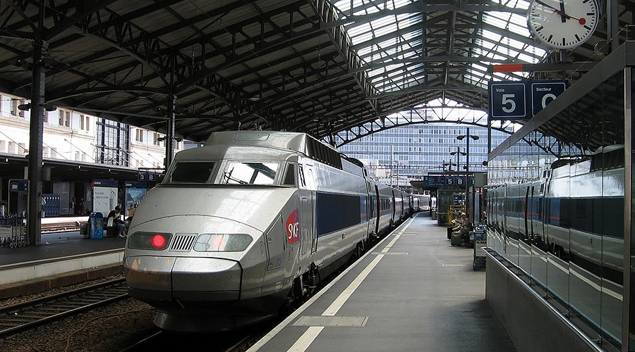 Trains halted after bomb alert in Austria's Salzburg