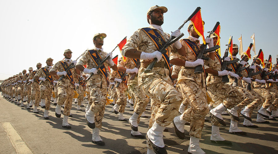 Iran says its reaction would be 'crushing' if US designated Revolutionary Guards as terrorist group
