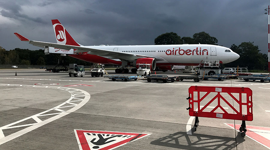 Air Berlin to stop flights at the end of October