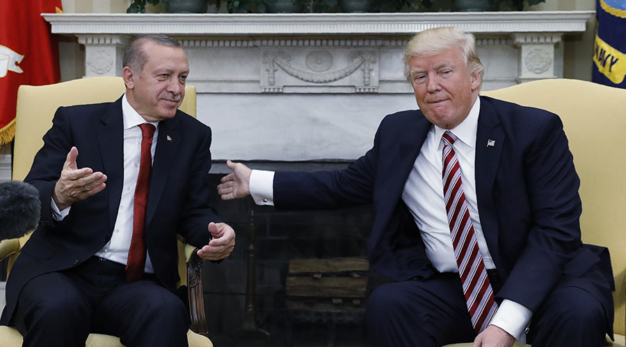 Most Erdogan guards accused of beating protesters during Washington visit off the hook – reports