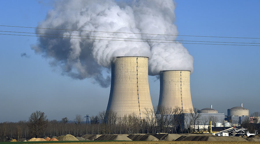 'Sword of Damocles': French, Belgian power plants vulnerable to attacks – Greenpeace