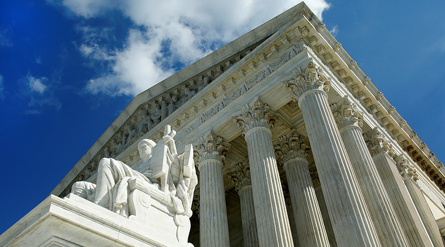 Supreme Court dismisses challenge to Trump travel ban