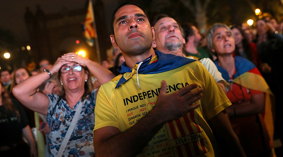 'Champagne stayed in the fridge': European independence movements react to Catalan 'anticlimax'