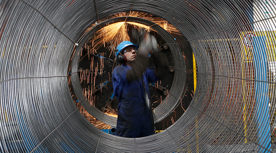 'Europe has to play its trump cards': German energy giant says Russian gas vital for continent