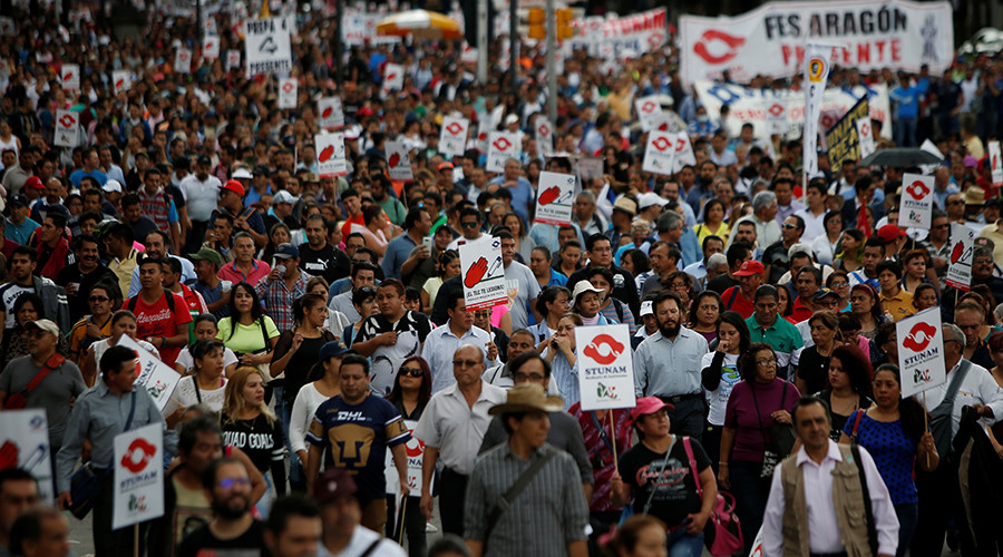 'Mexico's bigger than NAFTA': FM sends dire warning to US on free trade deal