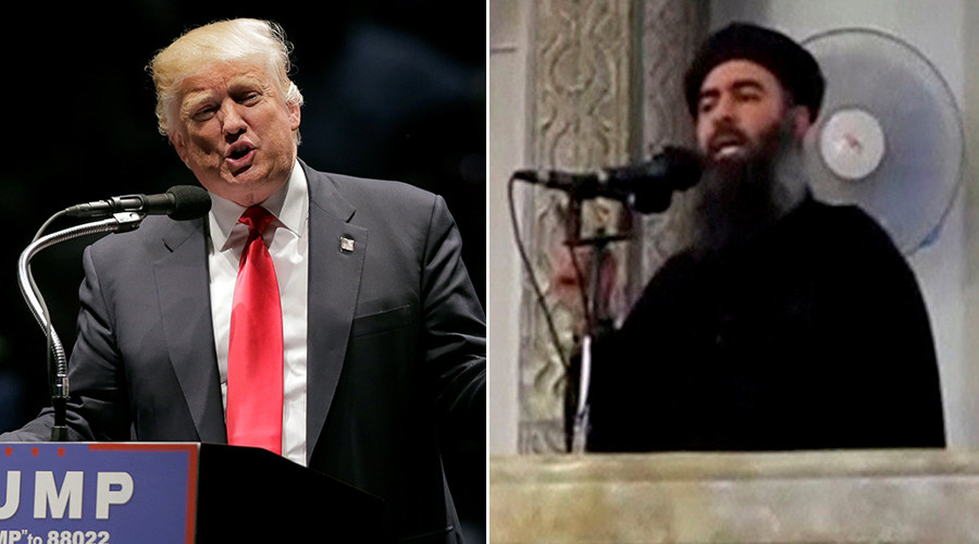 'American twin': Iranian general compares Trump to ISIS leader Baghdadi