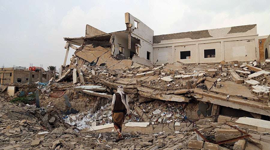 Yemen war 'unconstitutional,' says trio of US lawmakers
