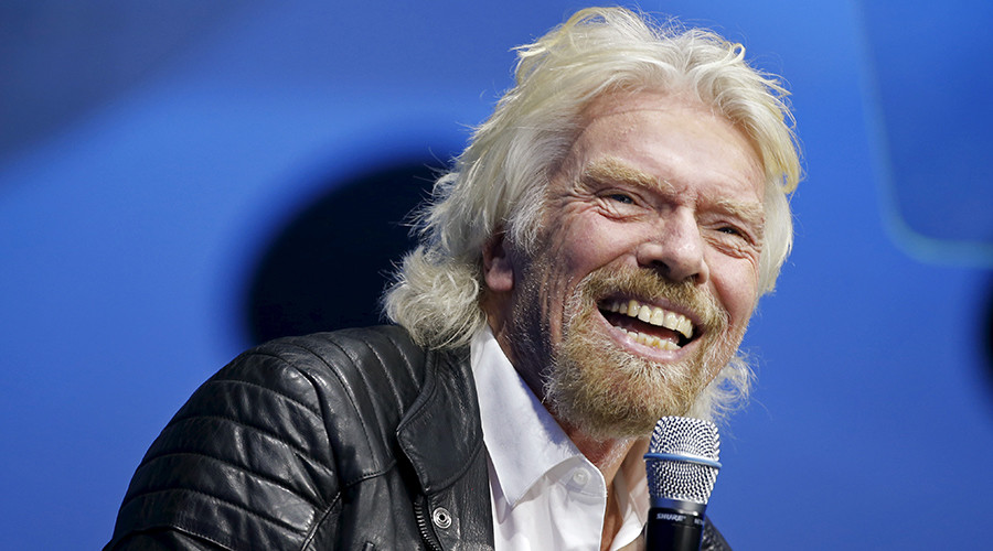 Richard Branson orders Virgin Trains to restock Daily Mail amid 'censorship' accusation