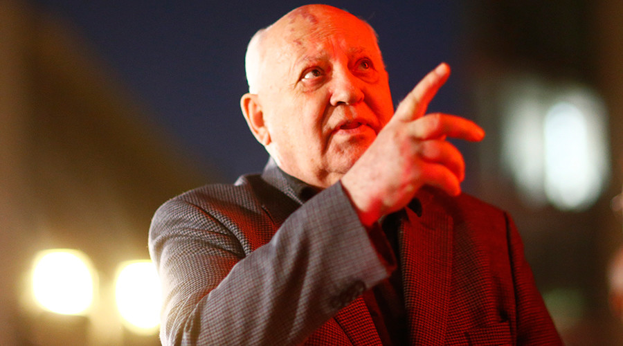 'Return to sanity': Gorbachev calls for US-Russia summit amid fears of nuclear treaty collapse