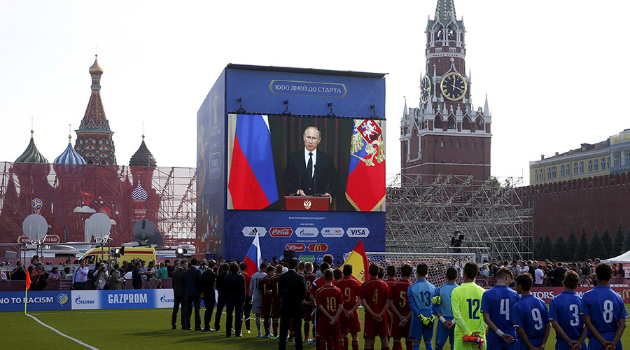 3.5mn ticket applications made for Russia 2018 World Cup over 1st sales phase