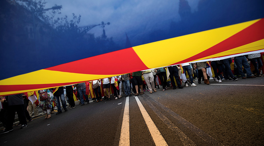 Spain hopes mass business exodus ends Catalonia's independence dream