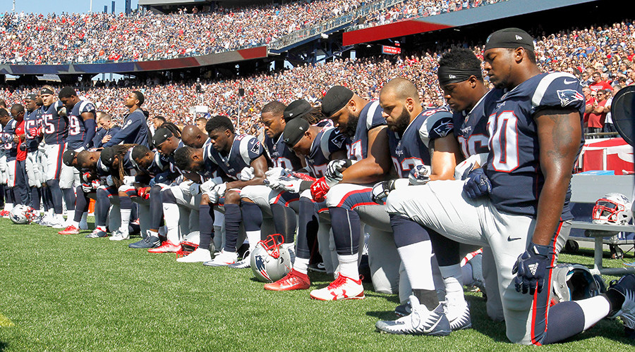Image result for NFL, NFLPA release joint statement on next week's anthem meeting