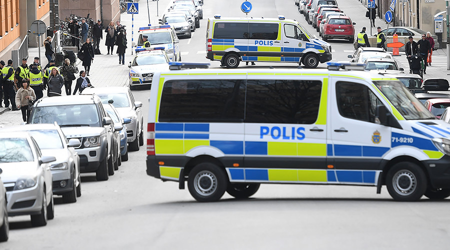 'Several' people injured in shooting at Swedish marketplace