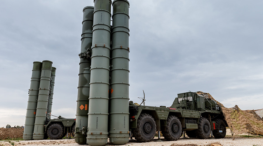 Russian military deploys latest batch of S-400 air defense systems to Syria (VIDEOS)