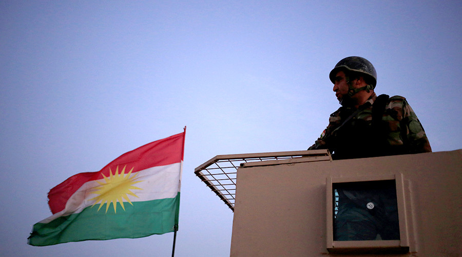 Kurdistan accuses Baghdad of planning oil field seizure