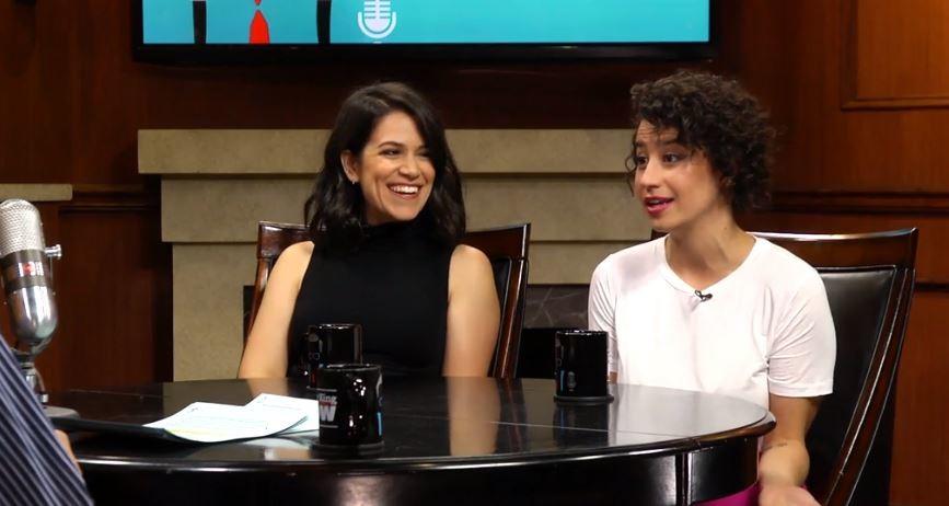 'Broad City' stars Abbi Jacobson & Ilana Glazer