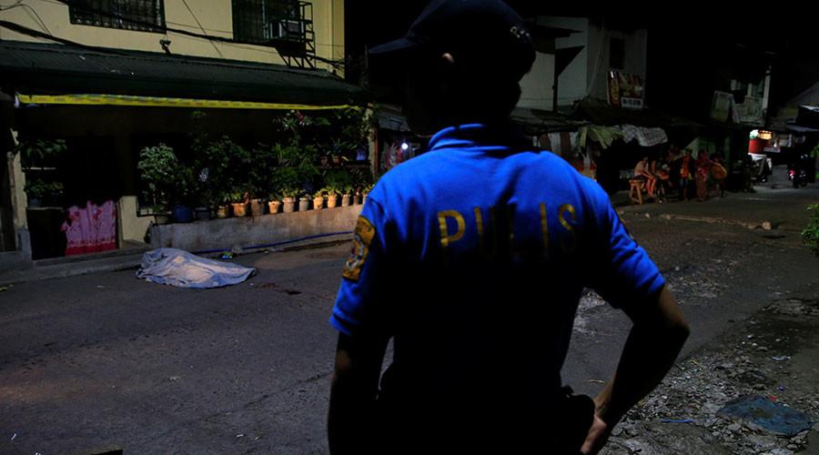 Philippines' Duterte winds down drug war to please 'bleeding hearts & media'