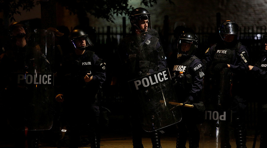 Fresh Ferguson arrests as #SLVerdict protest reaches one ...