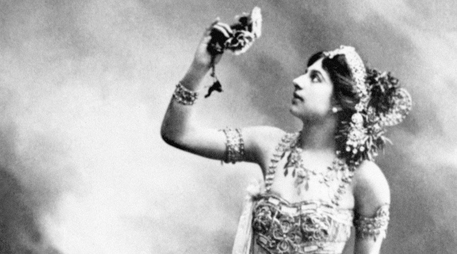 100 years since execution: Mata Hari will live-tweet her last day