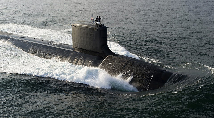 17th in a row: US Navy unveils newest Tomahawk-capable Virginia-class nuclear sub