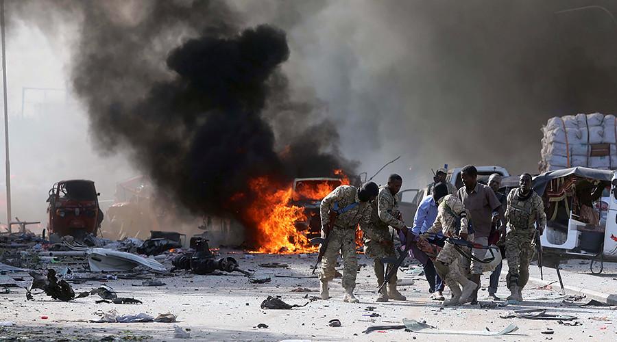 Somalia: Up to 38 killed in car bomb attacks in Mogadishu