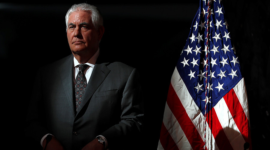 'Until first bomb drops': Tillerson vows to continue diplomatic efforts on N. Korea