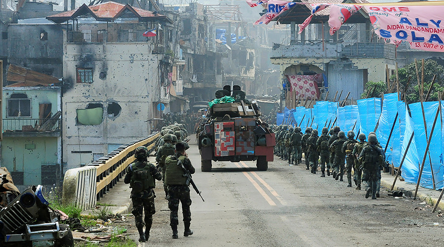 Bloody end for Hapilon, Maute