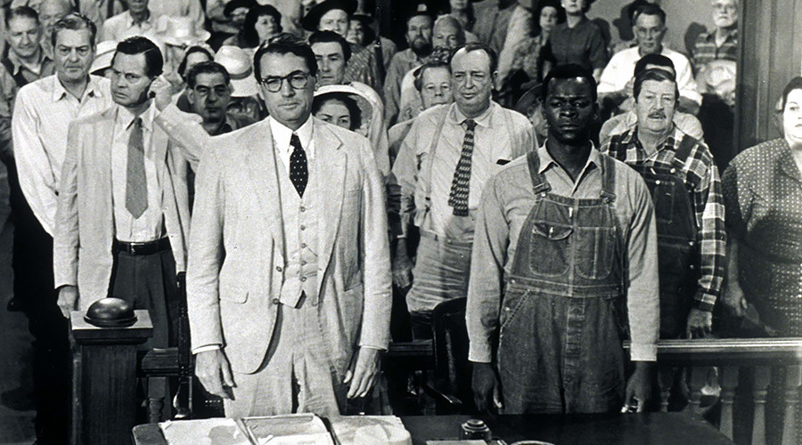 the theme of racism portrayed in harper lees novel to kill a mockingbird Harper lee's coming-of-age tale, to kill a mockingbird, is a searing portrayal of race and prejudice told through the eyes of a little girl.