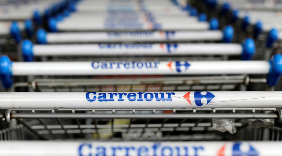 'Girl, boy or ethnic?' Carrefour faces backlash over baby doll ad