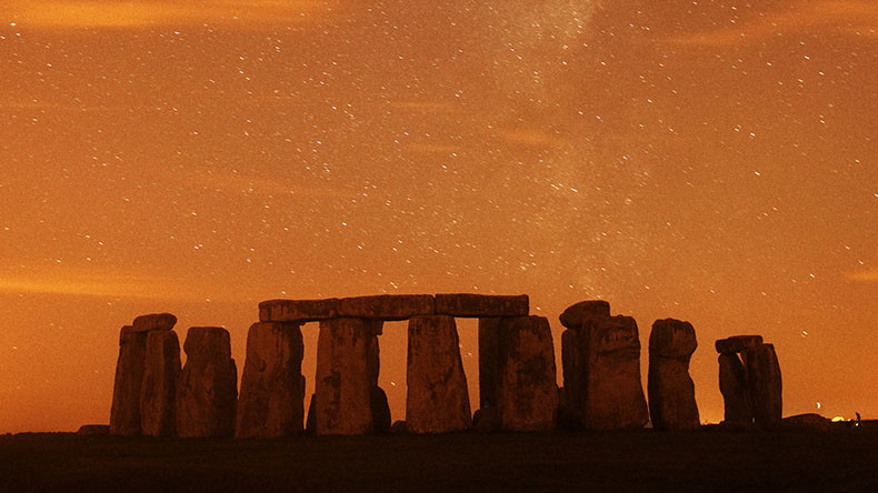 Stonehenge builders herded animals all the way from Scotland for lavish Neolithic feasts