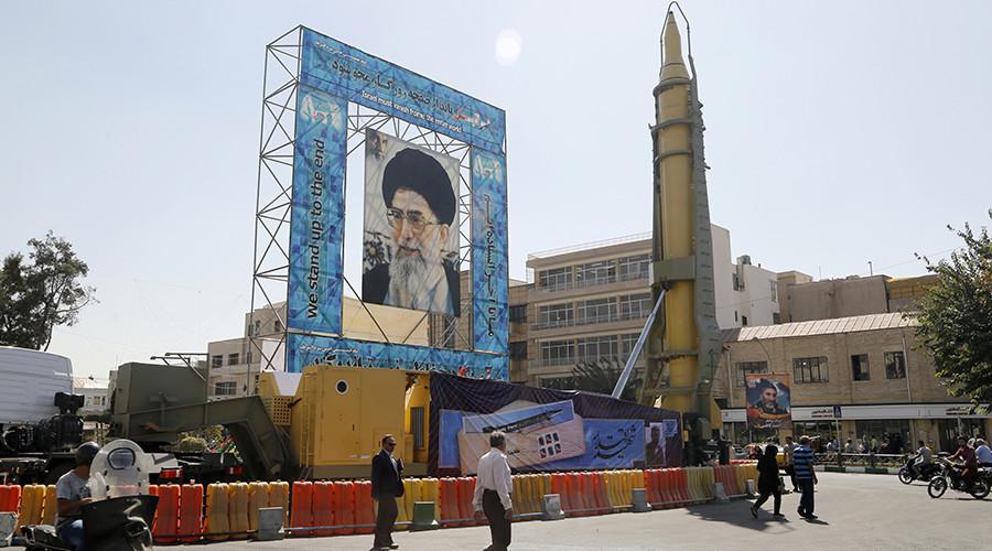 Missile program will 'expand & continue' despite US pressure – Iran's Revolutionary Guards