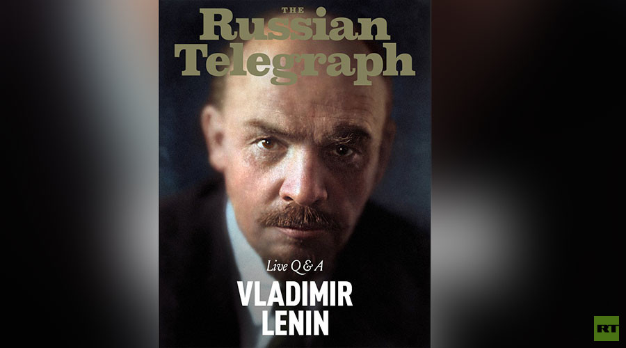 Romanovs are 'valuable asset' for Soviets, Lenin says in live media Q&A