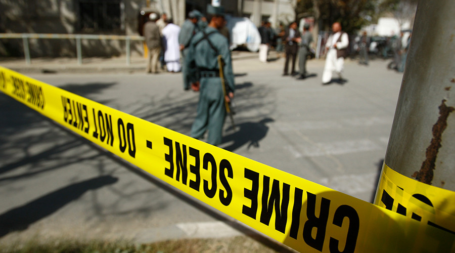Over 60 killed in suicide bombings at 2 Afghanistan mosques