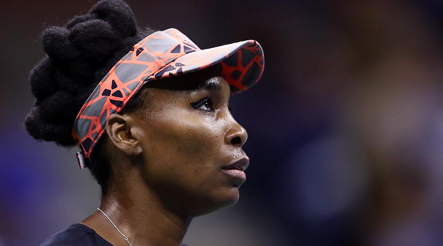 Tennis star Venus Williams 'ready to talk' about fatal car crash