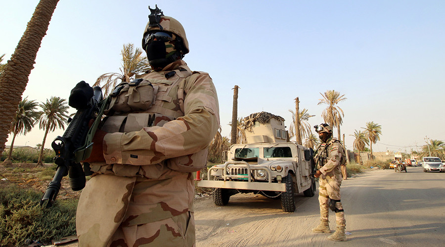Iraqi forces clash with Kurds moving closer to regional capital Erbil (VIDEO)