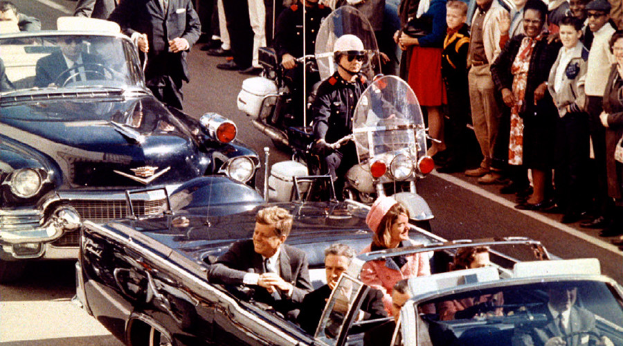 Trump to allow release of classified JFK assassination files