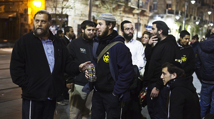 15 extreme Jewish nationalists detained for campaign to stop Israeli-Arab dating
