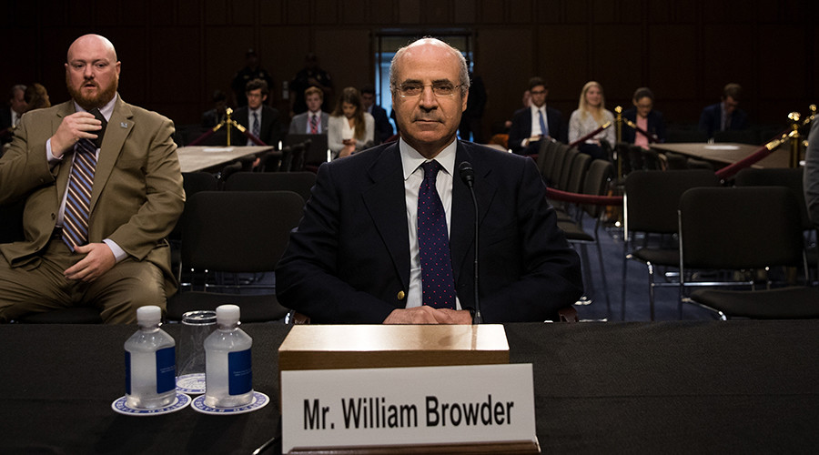 Chief Russian prosecutor asks US counterpart to launch criminal probe against investor Browder