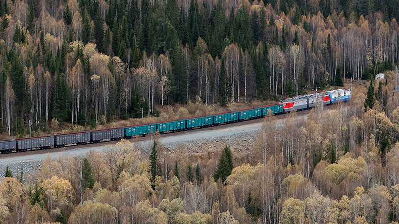 Russia's legendary Trans-Siberian Railway to get multibillion-dollar makeover