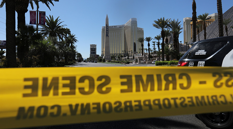 Las Vegas shooter's laptop hard drive missing, brother charged with child porn