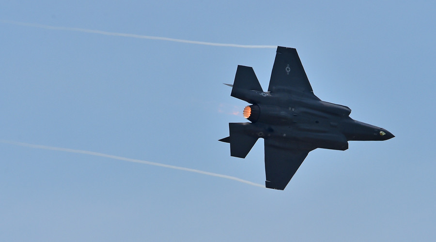 F-35s continue to be plagued with oxygen deprivation issues