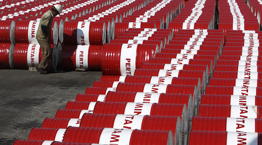 How many barrels of oil are needed to mine one bitcoin?