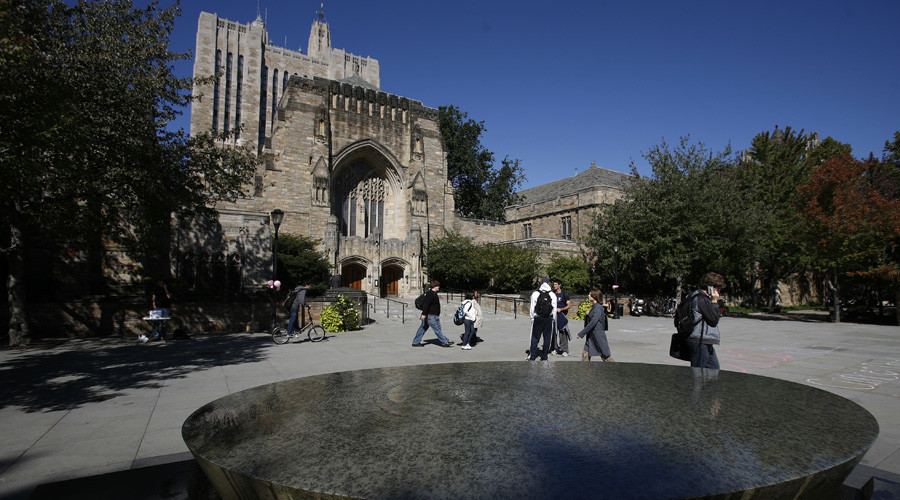 White-out? Yale offers 'Constructions of Whiteness' course that critics call racist